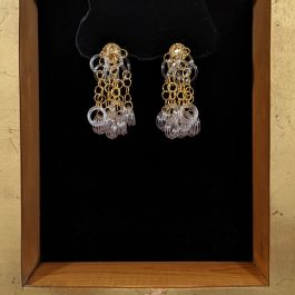 Victoria Mini Waterfall Earrings