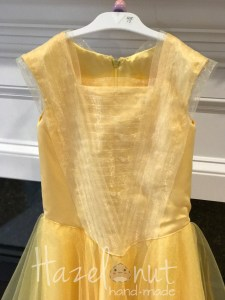 Live Action Beauty and the Beast Dress