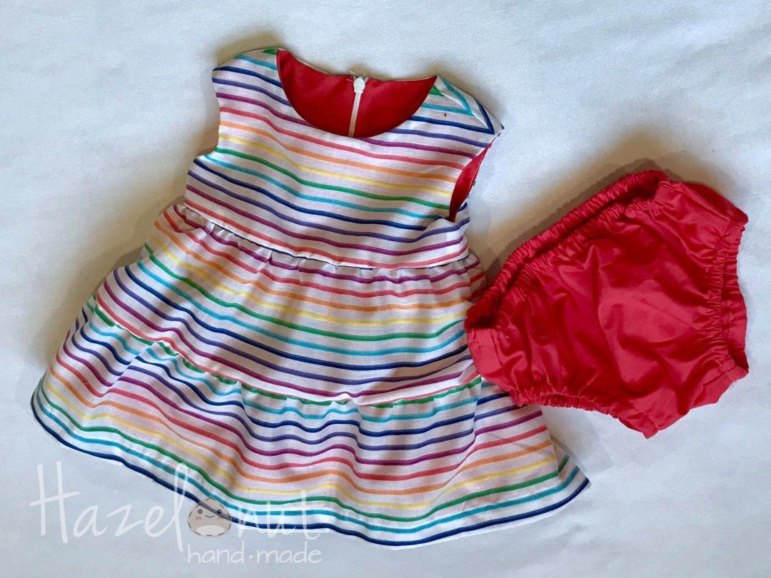 Tiered Party Dress