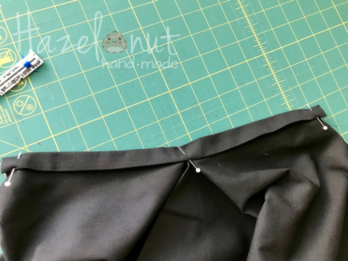 How to Sew a Continuous Bound Placket with Hazelnut Handmade