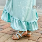 Ruffle Deer Creek Dress