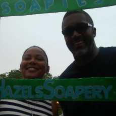 Hazels Soapery Misses our Hub City Farmers Market Family