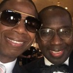 Dr. Olajide Williams and Doug E. Fresh