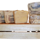 Hazels Soapery Wood Wood Soap