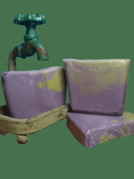 Leos Harvest Muscadine Soap Bar Hazels Soapery