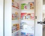 Corner Book Storage   Hazelwood Homes