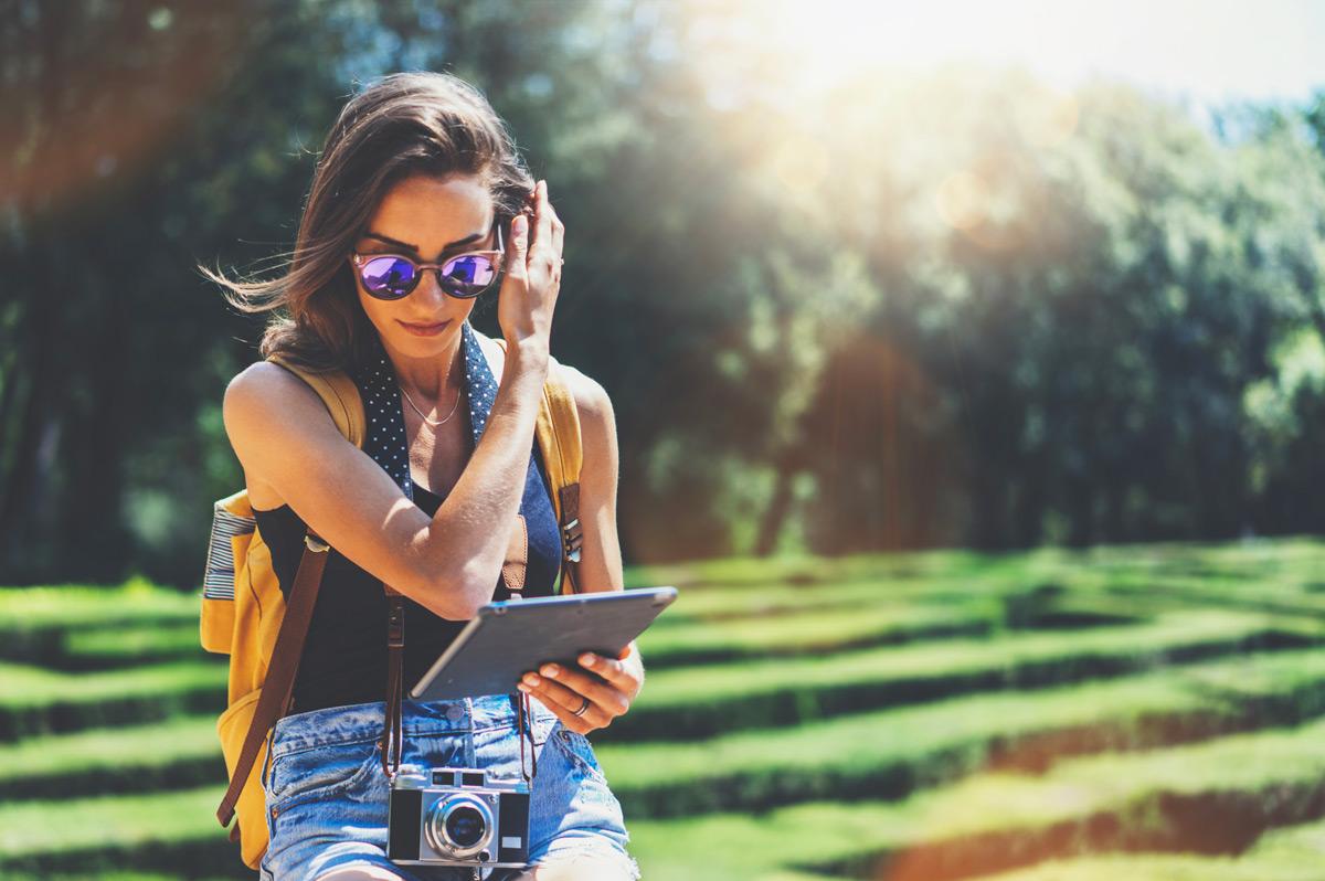 Come proteggere gli occhi dal sole in estate