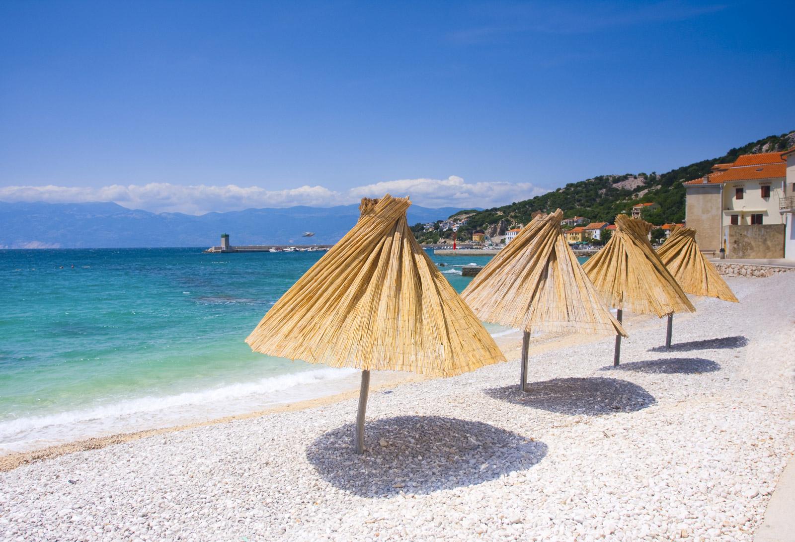 Le spiagge più belle della croazia - medulin