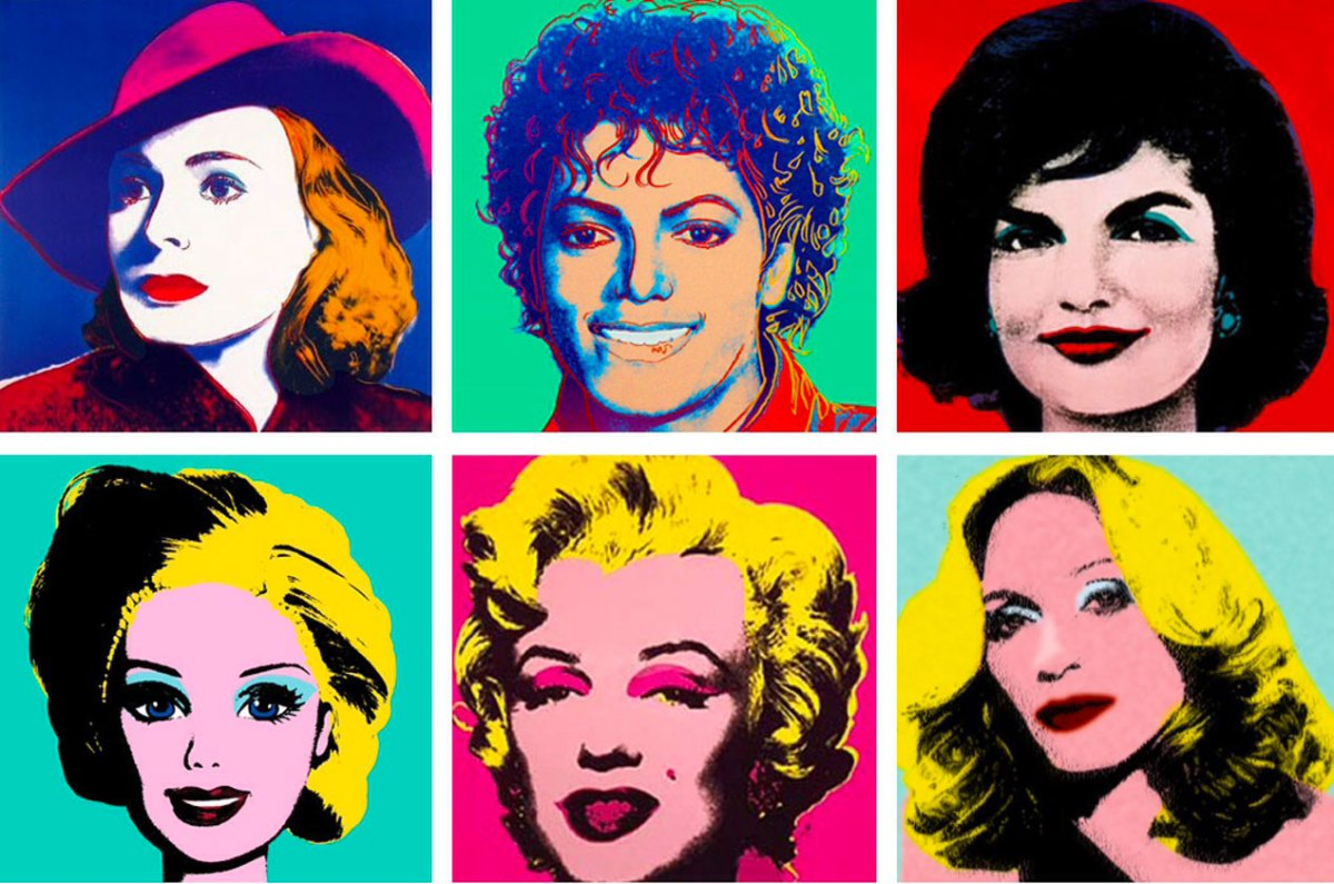Andy Warhol - Superstar! La pop art in mostra a Treviso