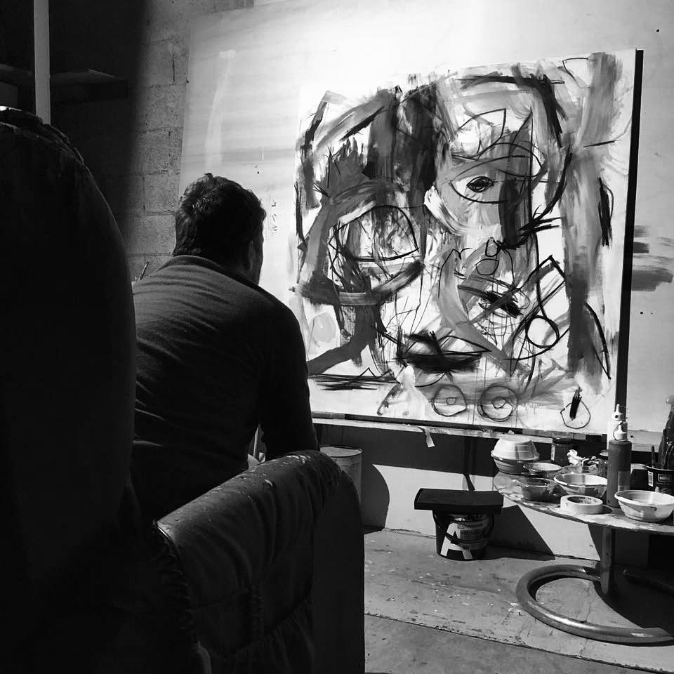 I colori di Paolo Battistutta in mostra allo Studio Hazen Pordenone