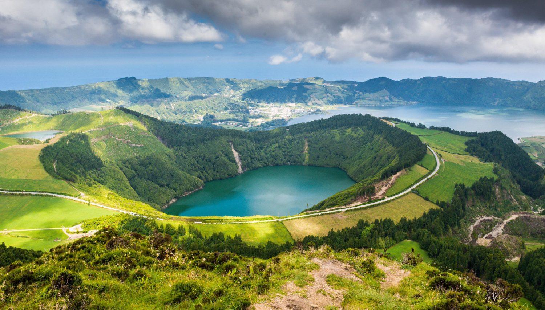 isole segrete - lago sao miguel - arcipelago azzorre