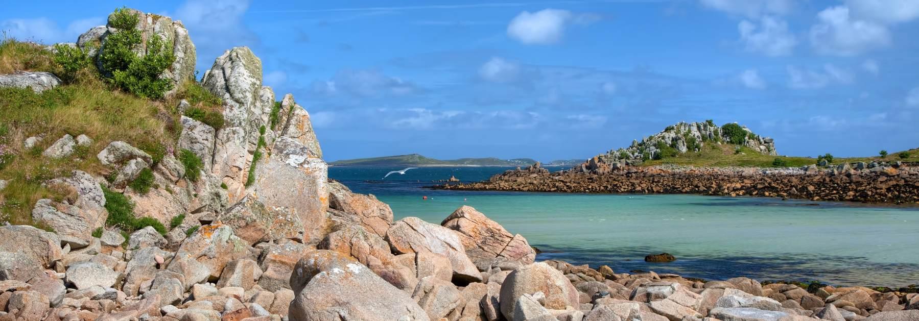 isole segrete - cornovaglia - scilly isles