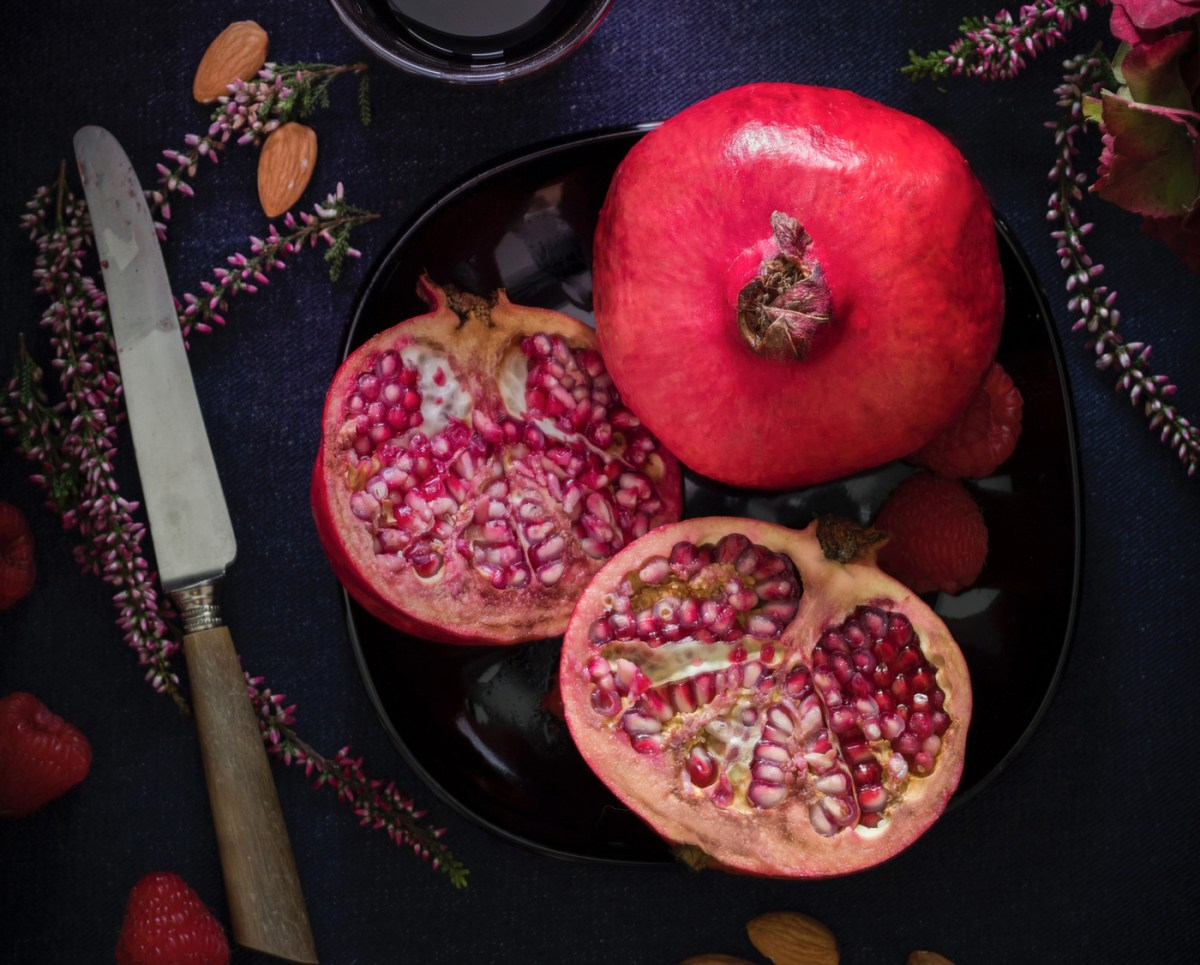 Melograno, il frutto dell'abbondanza (ricco di benefici)