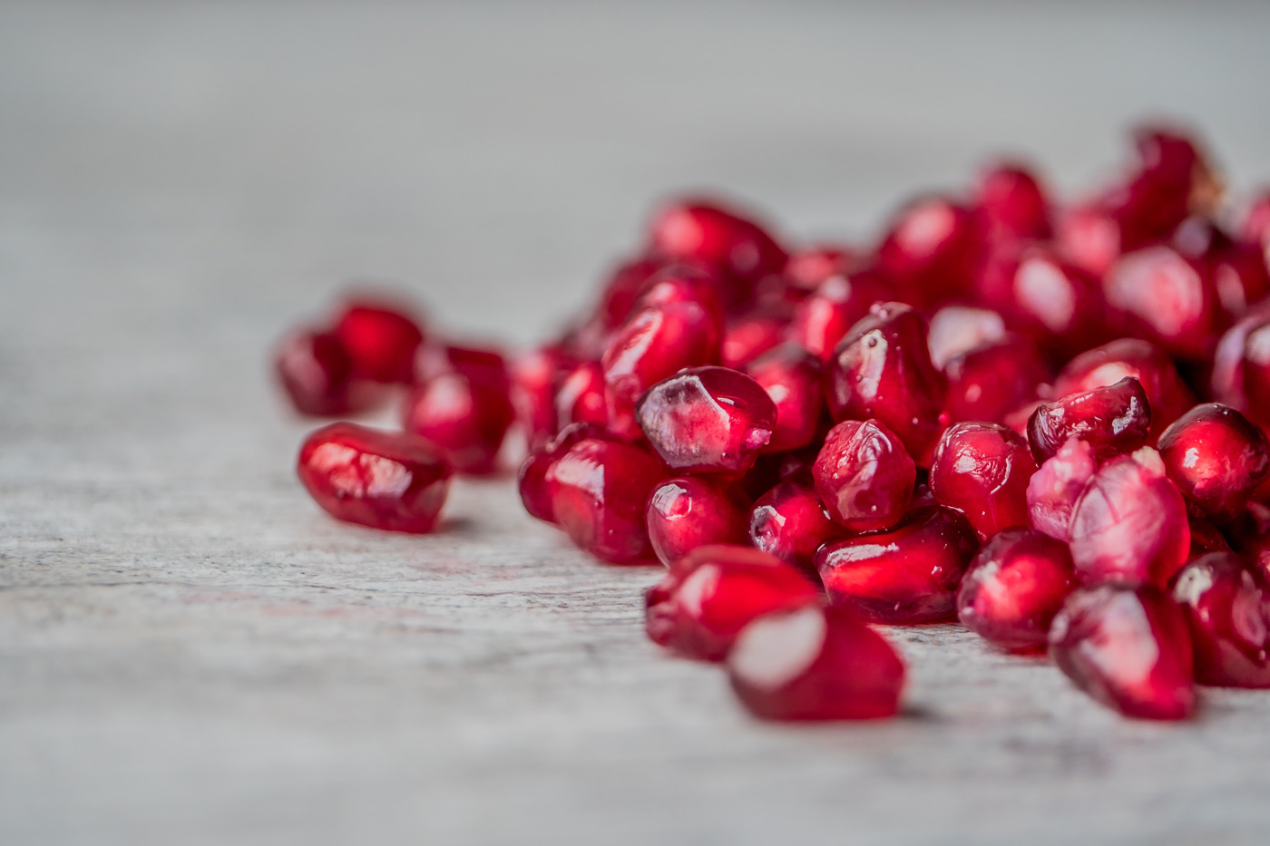 melograno - semi rossi
