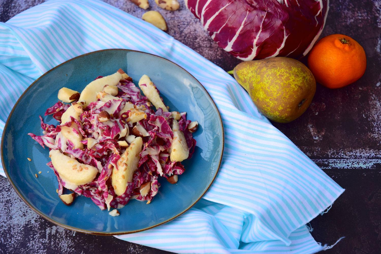 radicchio-nelle-insalate-invernali - pere