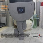 Orbix Maskot Kostümü / İZMİR
