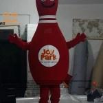 Bowling Lobut Maskot Kostümü / JoyPark