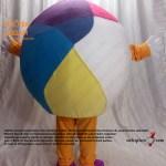 Küre Maskot / Fana Reklam