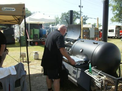 Hazlehurst BBQ Fest - BBQin' at the Big House