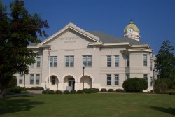 Jeff Davis Co. Courthouse