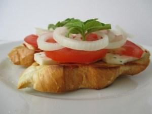 Bruscchetta - szendvics
