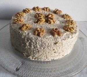 Diótorta recept – generációk tortája