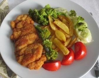 Ételek csirkéből