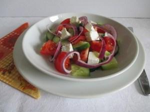 Sopszka saláta 1