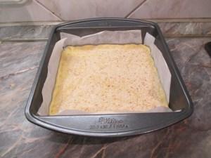 Pite tészta zsemlemorzsával