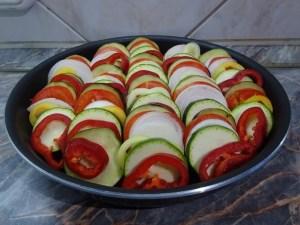 Lerakott zöldségek