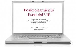 Posicionamiento esencial VIP