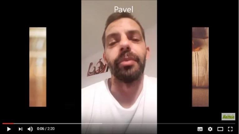 como te ayuda el psicologo: Pavel