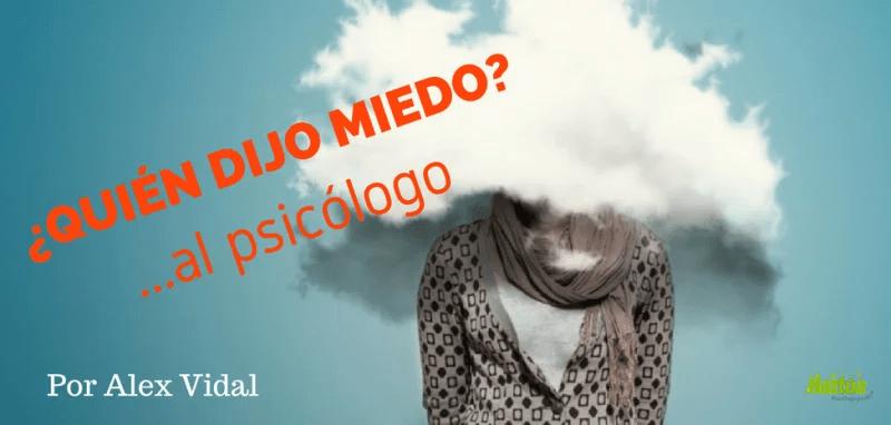 miedo al psicologo