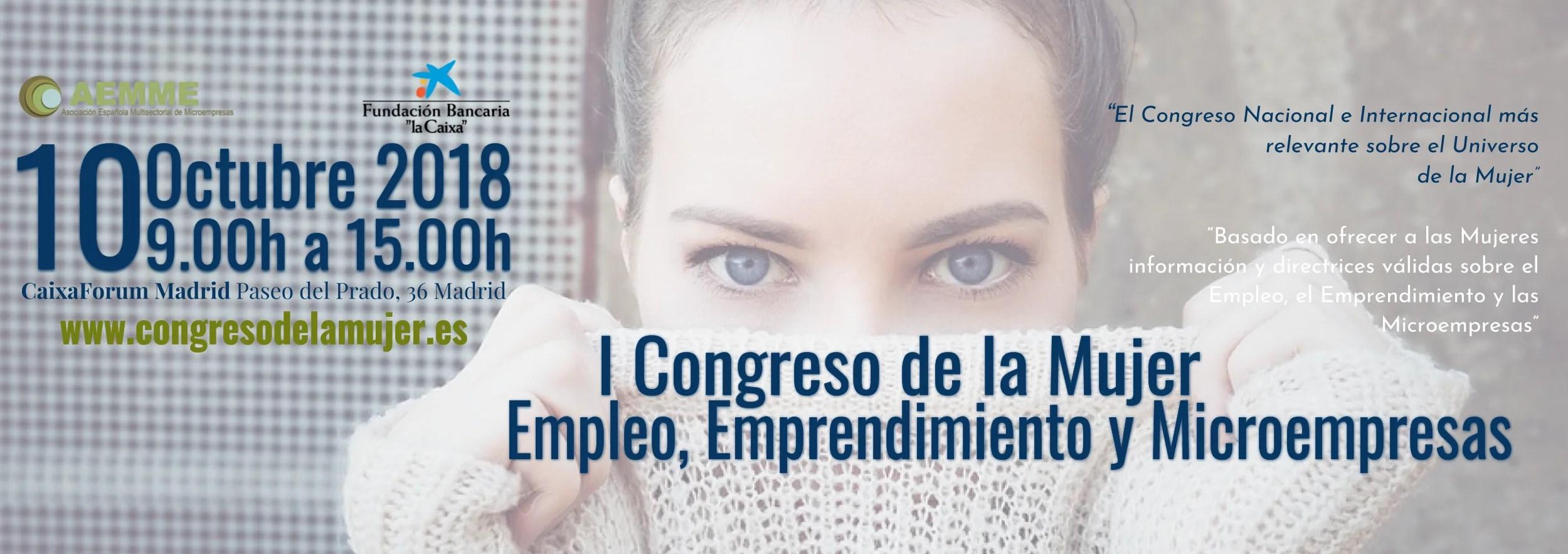 Haztúa colabora con el I Congreso de la Mujer
