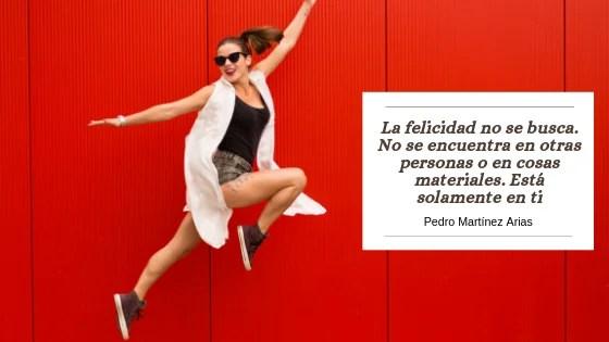 éxito personal y felicidad