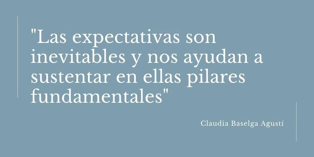 expevtativas