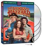 Dukes of Hazzard Season Two DVD