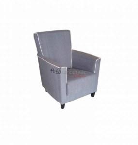 Landelijke fauteuils op maat