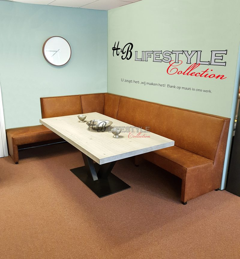 Eetbank op maat - HB Lifestyle Collection