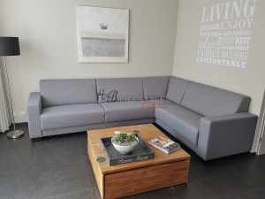 hoekbank smalle woonkamer Archieven - HB Lifestyle Collection