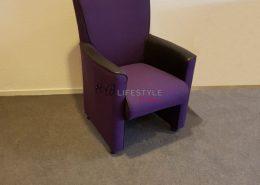 Eetkamer fauteuil 2 kleuren