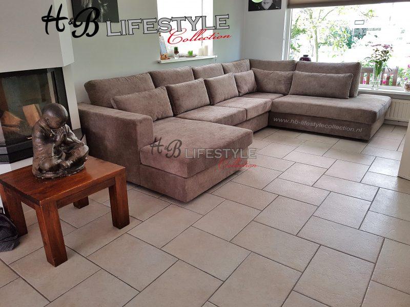 Landelijke stijl banken hb lifestyle collection - Sofa landelijke stijl stijlvol ...