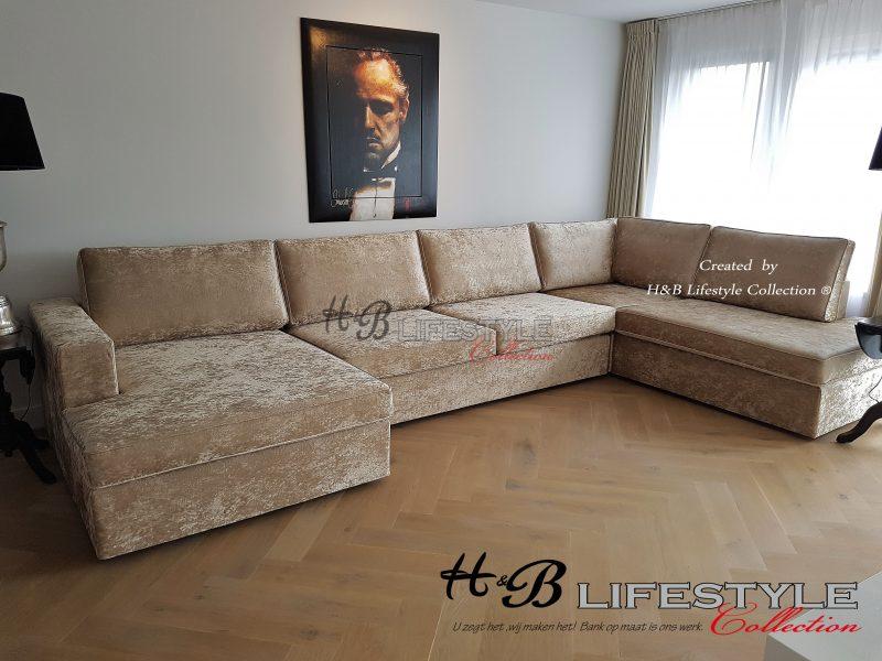 U vorm hoekbank hb lifestyle collection
