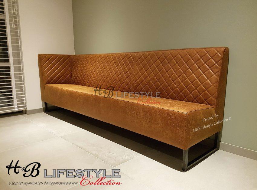 Wit Lederen Design Bank.Dutch Design Banken En Made In Holland Hb Lifestyle Collection