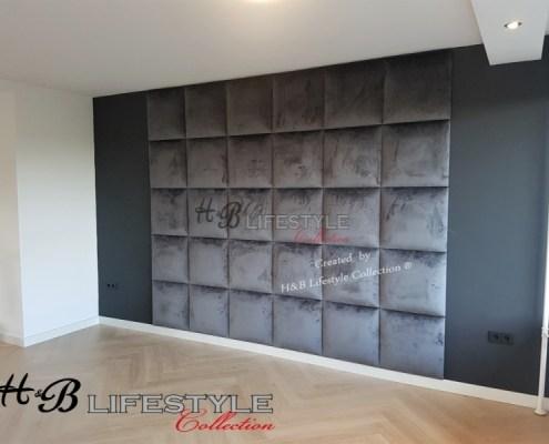 Akoestische panelen op maat slaapkamer
