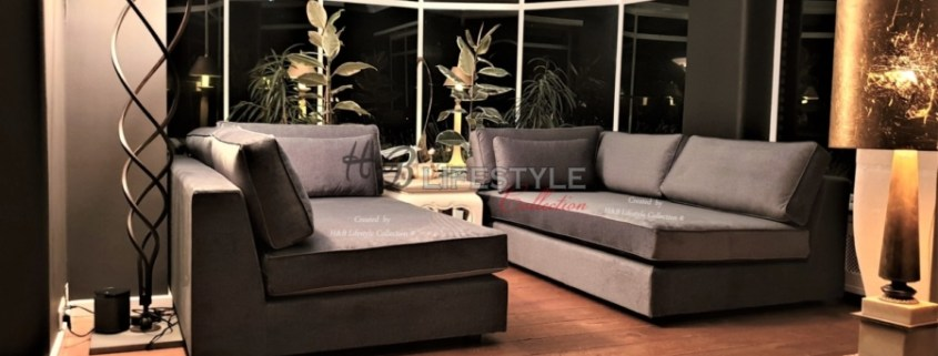 Daybed lounge bank op maat