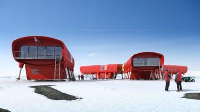 Juan Carlos 1 Spanish Antarctic Base | Hugh Broughton ...