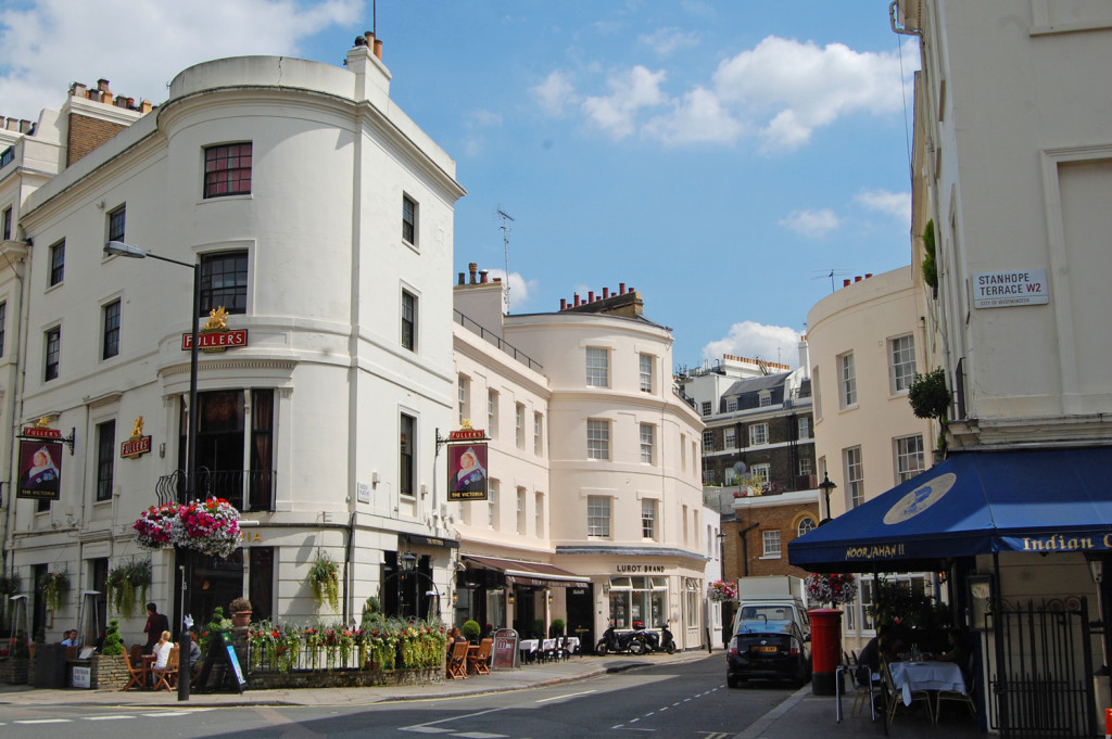 Service Charges - Stanhope Terrace Westminster
