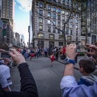 #EspectáculosUrbanos: Se armó el Bailongo en la 5ta Avenida.