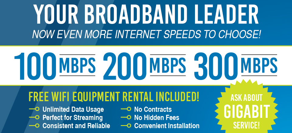 HBC Get the Speed You Need